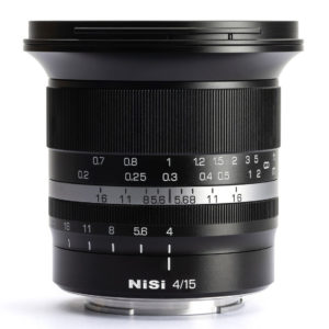 NiSi F4 15mm
