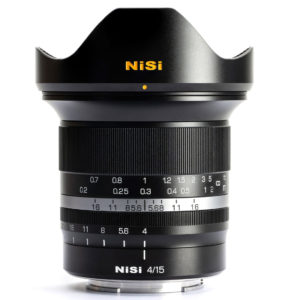 (P)REVIEW: NISI F4 15MM