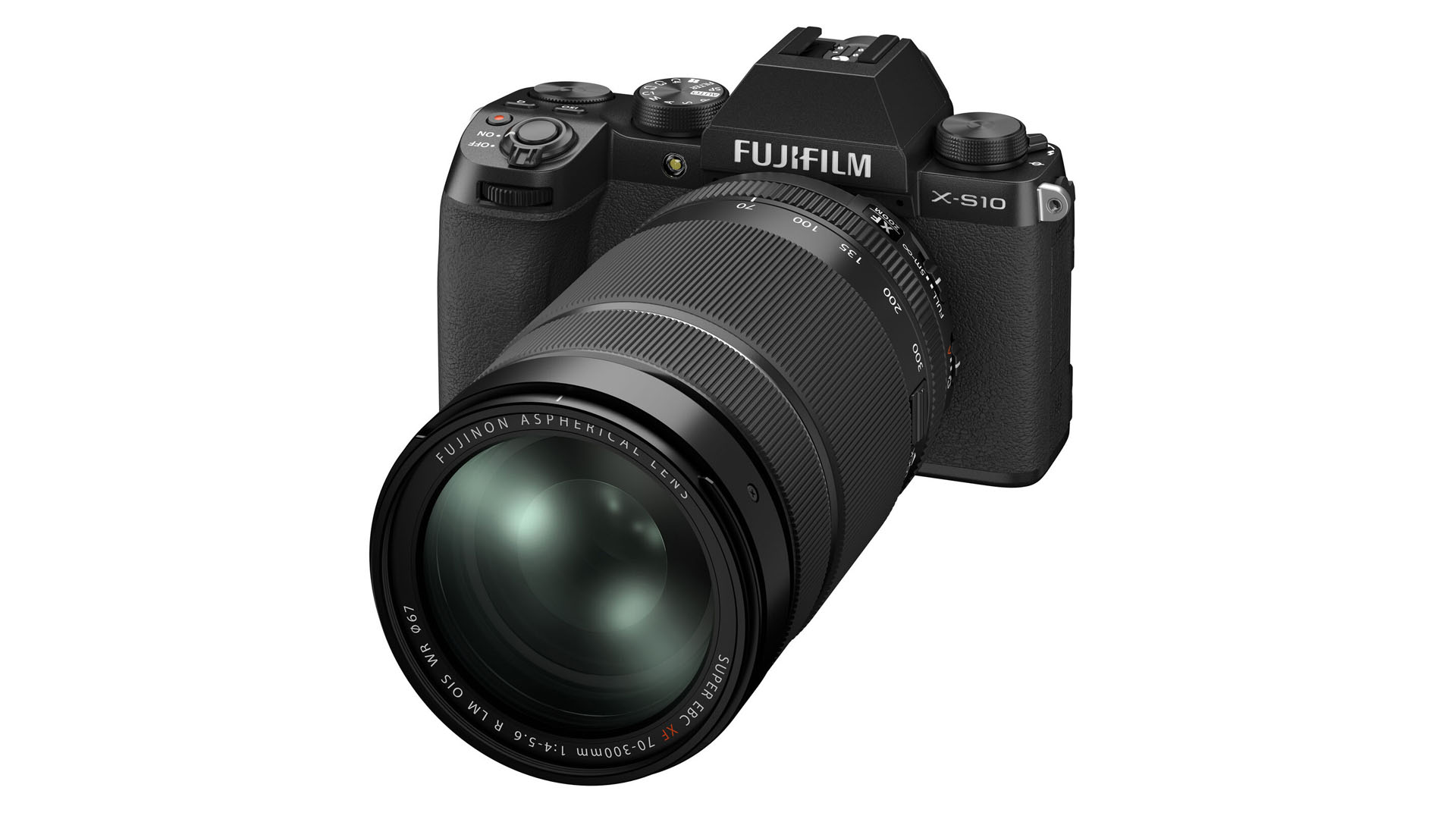 FUJINON XF 70-300MM F4-5.6 R LM OIS WR packshot