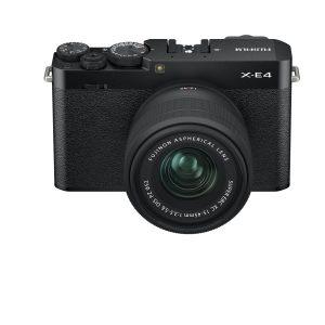 (P)review Fujifilm X-E4