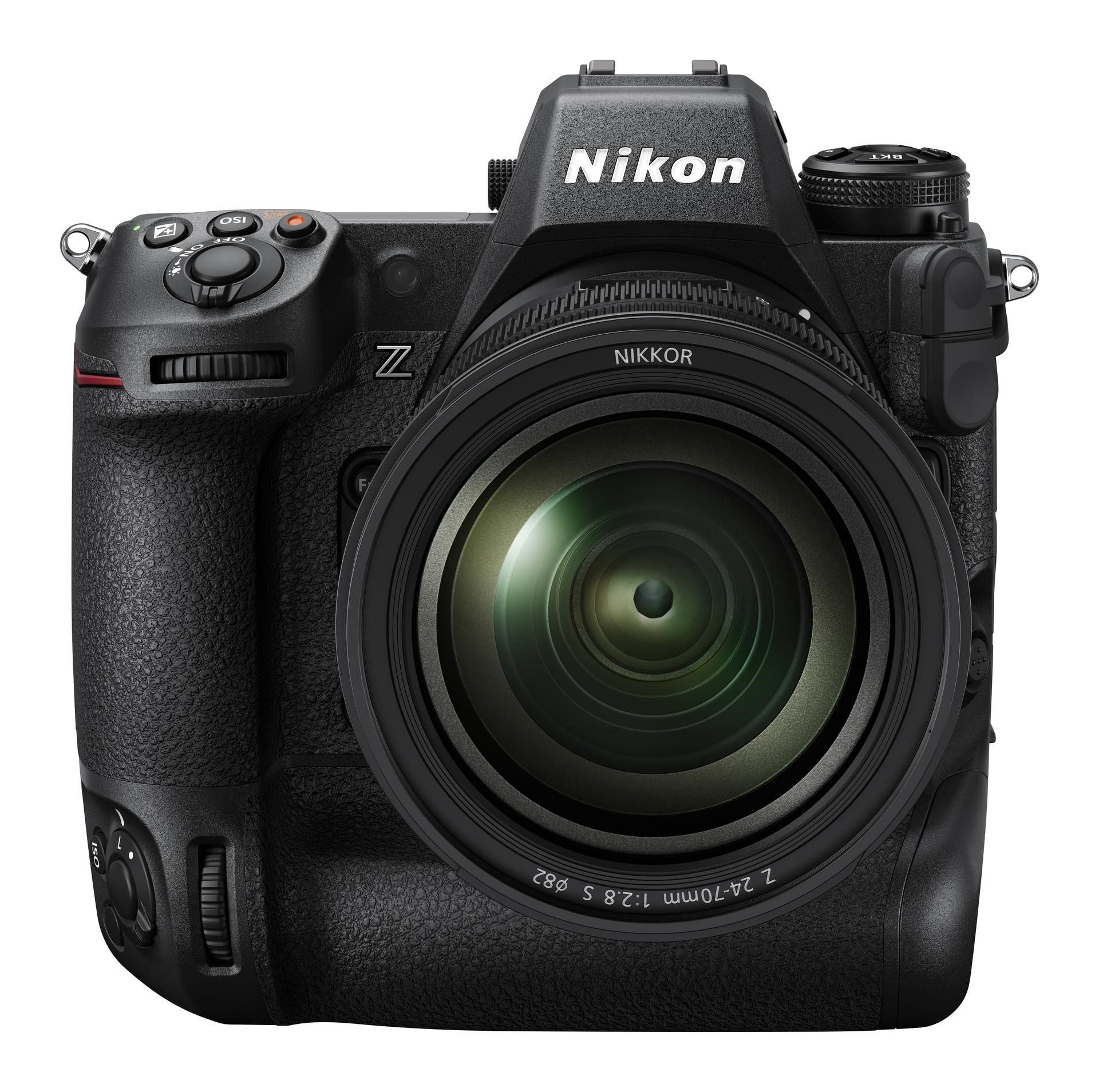 packshot Nikon Z 9