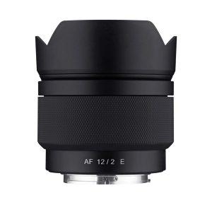 Samyang AF 12mm F2 E