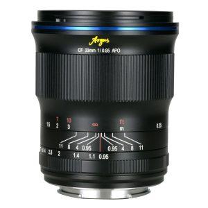 (P)review: Laowa Argus 33mm F0.95 CF APO – Lichtsterk