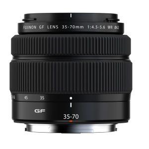 Review: Fujifilm GF 35-70mm F4.5-5.6 WR –  inschuifbare middenformaat zoom